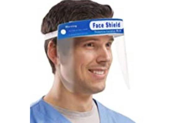 Dispositivi Anti Covid Schermo facciale